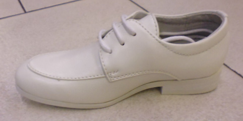 Chaussures T5983-1 Blanches