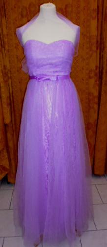 Robe 2063 violette