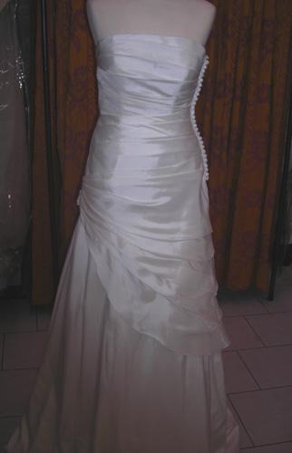 Robe Gigi ivoire