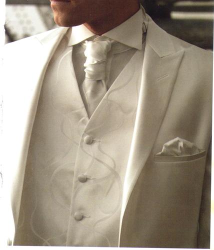 Costume Benton ivoire CV15