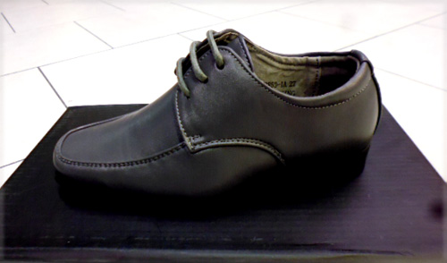 Chaussures km8853 grises