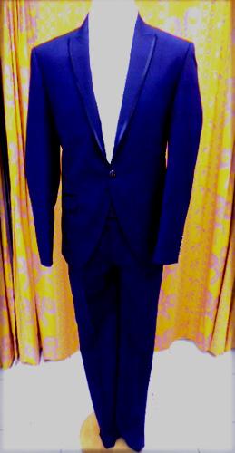 Costume 2 pièces B505 NAVY