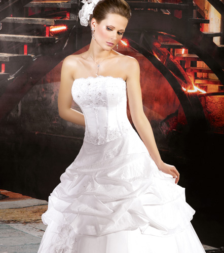 Robe CL134-20 buste