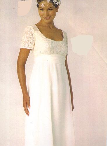 Robe Dublin ivoire
