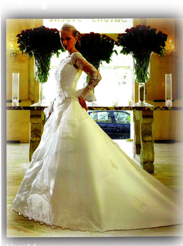 Robe de mariée Honolulu