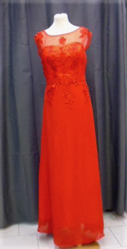 Robe 1409 rouge