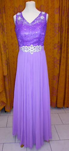Robe 2059 violette