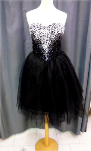 Robe D1162 noir