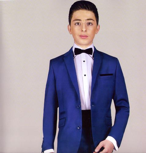 Costume Evan 2015 bleuRoi