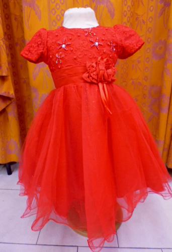 Robe 539 rouge