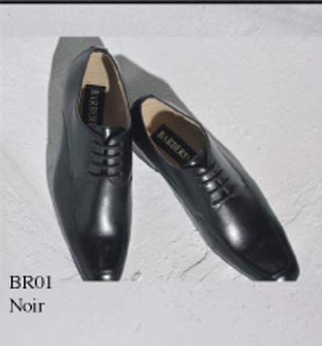Chaussures noires  à lacets
