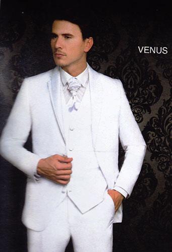 Costume Venus blanc 5 pièces