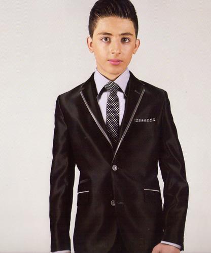 Costume Nathan noir