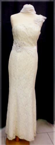 Robe sirène 8012