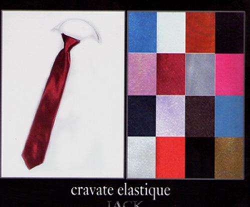Cravate élastique Jack