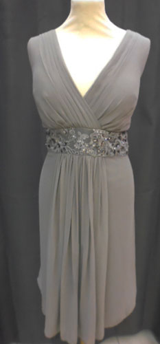 Robe 922 grise