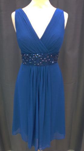 Robe 922 bleu