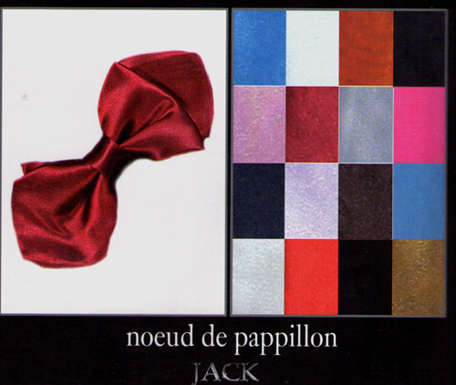 Noeud papillon Jack