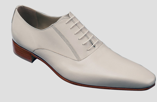 Chaussures Axel ivoire tout cuir