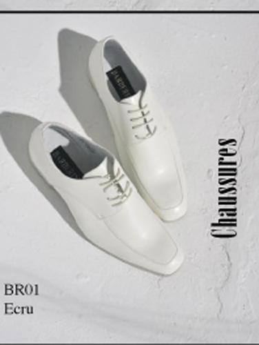 Chaussures écrue