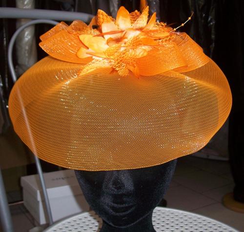 Coiffe 1 orange