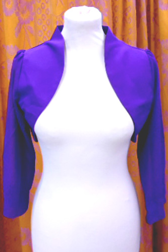 Gilet R0002 violet