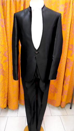 Costume 2 pièces B506 noir
