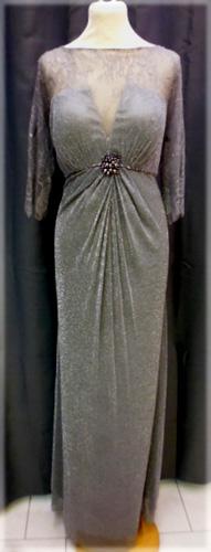 Robe 8017 argenté