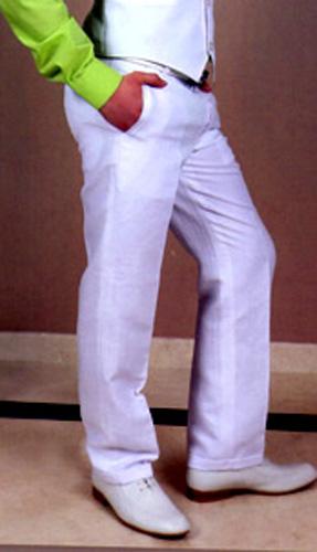 Pantalon lycra blanc