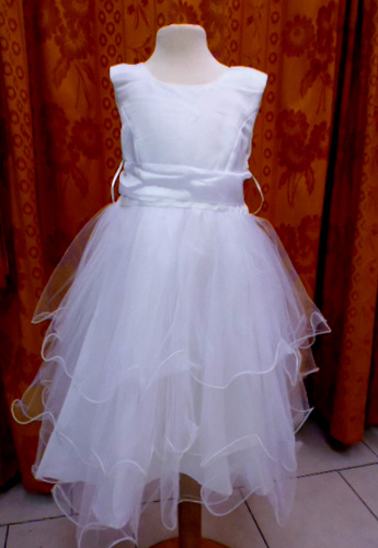 Robe Lys blanche