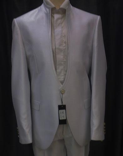 Costume 2 pièces B506 blanc