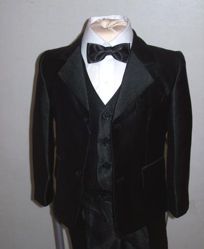 Costume 3 pieces noir