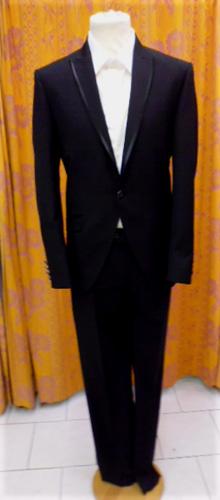 Costume 2 pièces B505 noir