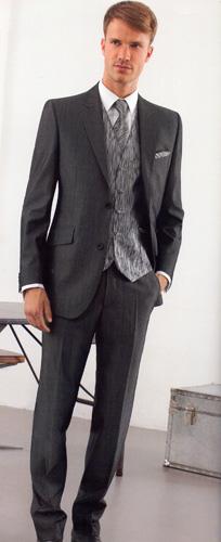 Costume SM3 gris