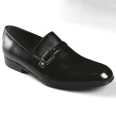 Chaussures 4383 vernis noir