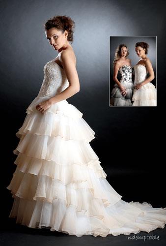 Robe de mariée Indomptable