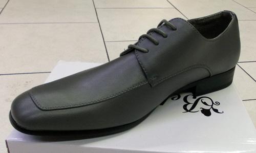 Chaussures gris foncé