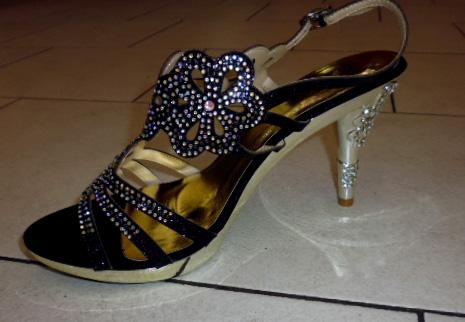 Chaussures noires K8279
