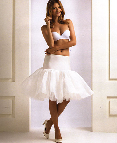 Jupon H16 pour robe courte