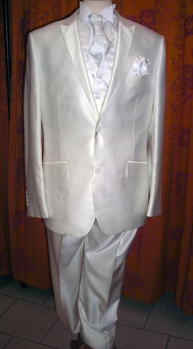 Costume Satellite blanc
